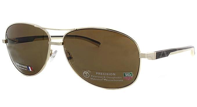 Amazon.com: Tag Heuer automático 0884 Gafas de sol 214 de ...