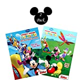Best Disney Press Books For 4 Year Old Boys - Disney® Mickey Mouse Clubhouse Big Fun Book to Review