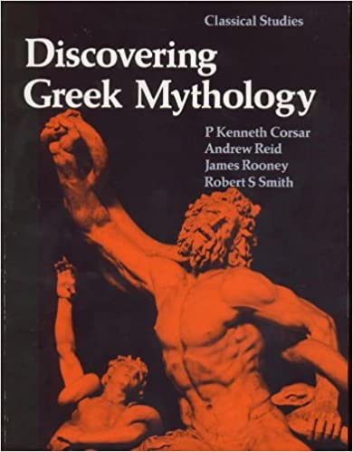 Book Discovering Greek Mythology (Classical Studies)
