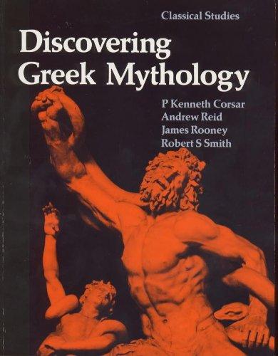 Discovering Greek Mythology (Classical Studies)