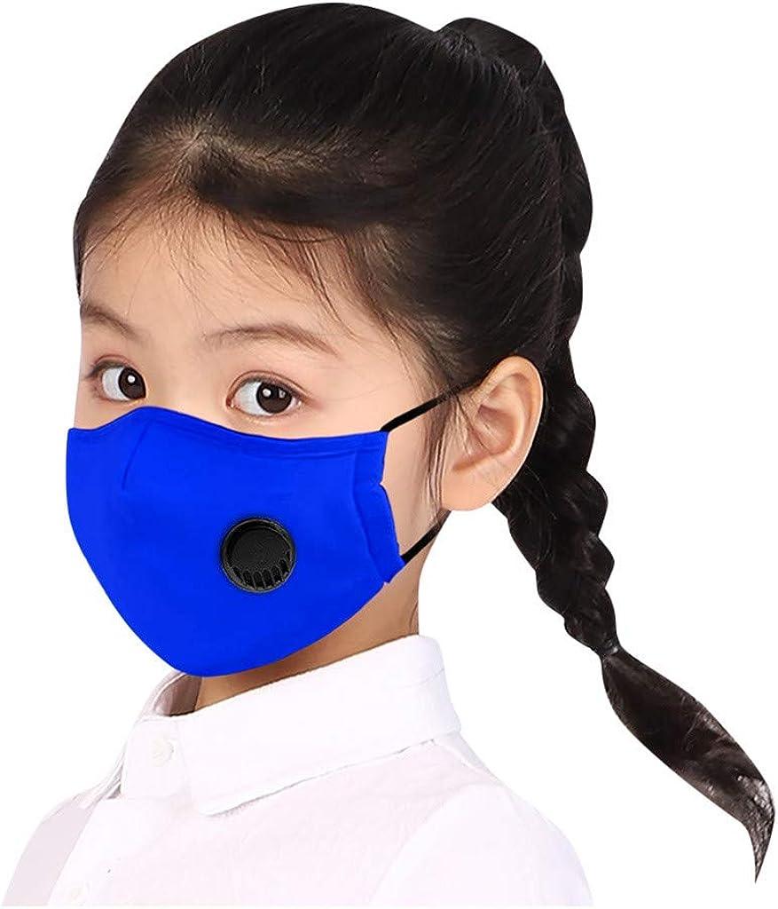 YYMQ médico Antipolvo Lavable Antipolvo médico antibacteriana de carbón Activado con Filtro, de Polvo PM 2.5 con 4 Toallas de algodón con Filtro de Aire