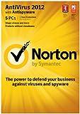 Norton Antivirus 2012 - 5 Users [Old Version]