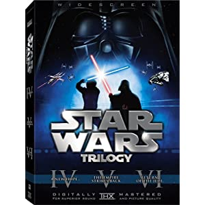 Star Wars Trilogy (Widescreen Theatrical Edition) (1977)