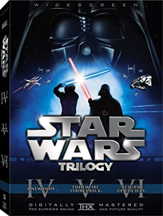 amazon com star wars trilogy widescreen theatrical edition