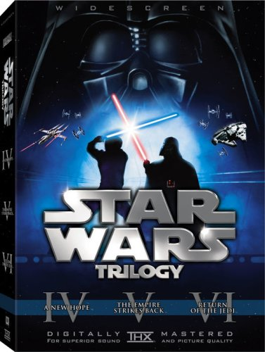 Star Wars Trilogy (Widescreen Theatrical Edition) by Star Wars