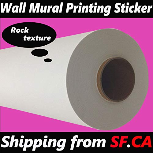 (Wholesale Wall Mural Decoration Sticker Self-Adhesive Printing Wallpaper 50 in x 82 ft 1 roll)