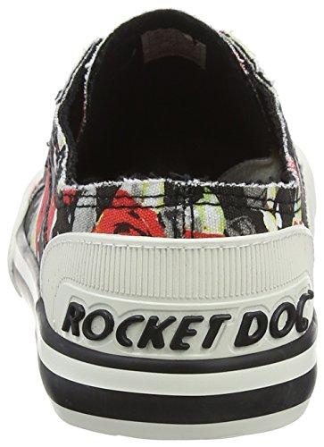 Femme Dog Rocket Black black Baskets Jazzin Noir xPqqwBS0