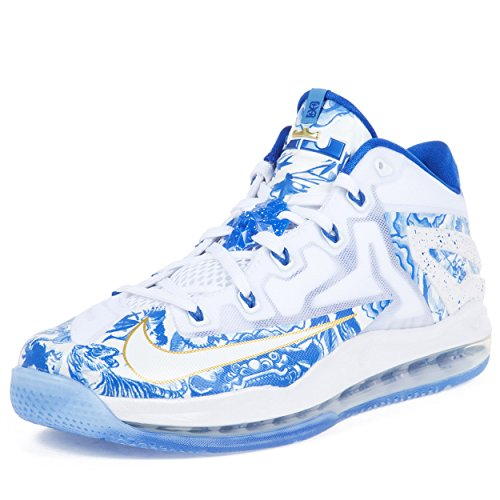 """Nike Max Lebron 11 Low Ch Pack """"China"""" 683253 144 USSH16021611527"""