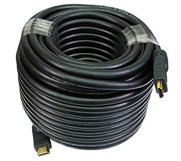 Generico .. Ethernet de alta velocidad 50 m HDMI 1.4 50 m HDMI 1.
