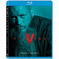 Vikings Season 4 Volume Two arrives on Blu-ray and DVD October 3rd from Fox and MGM