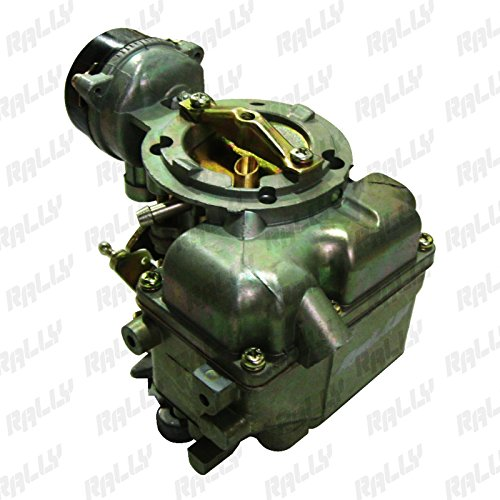 single barrel carburetor - 4