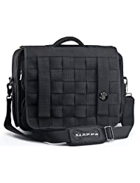 Slappa Kiken 18-Inch Jedi Mind Trix Custom Build Laptop Shoulder Bag (SL-SB-104-03)