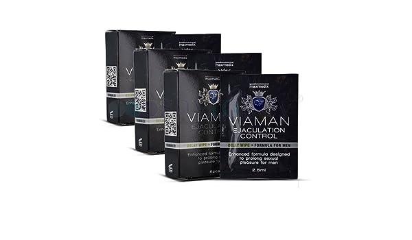 Toallitas retardantes Viaman- 18 unidades, Ahorro del 10%: Amazon.es: Salud y cuidado personal
