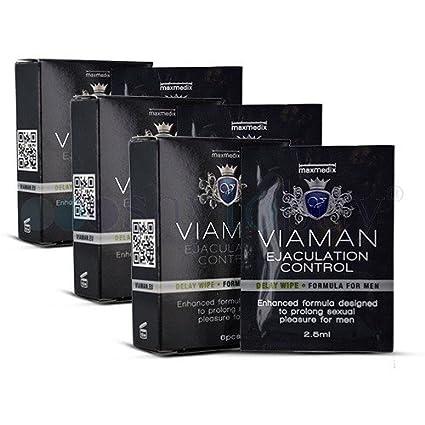 Toallitas retardantes Viaman- 18 unidades, Ahorro del 10%