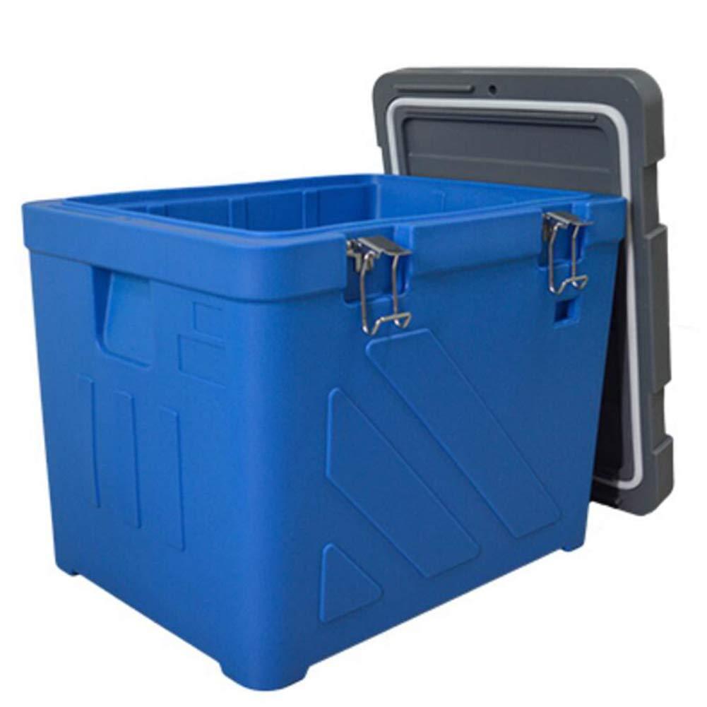 LIANGLIANG Kühl Box Wärmebewahrung im Freien kann es Handgriff bewegen Bewahren Sie Frische auf Tragbares Auto Hohe Kapazität Multifunktions 110L