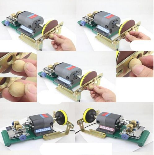 300W 15000rpm Pearl Drilling Holing Machine Driller Full Set Jewelry Tools Φ0.5 – Φ1.2mm (220V)
