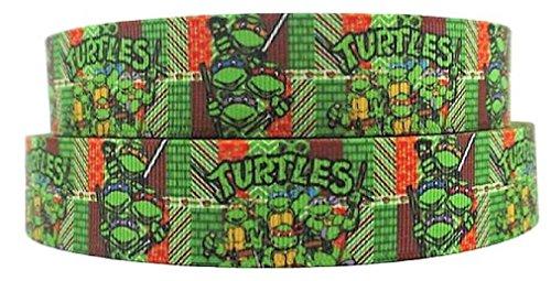 Teenage Mutant Ninja Turtles Characters 1