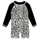 uideazone Little Boys Girls Rashguard Swimsuit