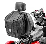 Challenger Mobility MEGA Scooter Backrest Seatback Storage Bag for Scooter or Power wheelchair J840