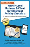 img - for Master-Level Business & Client Development Activity Checklists - Set 1: For Lawyers, Law Firms, and Other Professional Services Providers (Master-Level Business Development Activity Checklists) book / textbook / text book