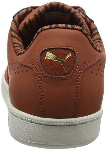 Adulte 74 Chaussures Citi Tennis Marron Match Nm Mixte Puma Arabian Marron Spice Series de XpxawKz