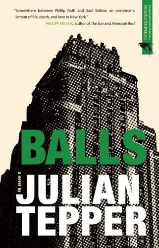 Image of Balls: A Novel
