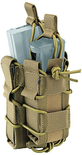 DEFCON 5 Double Mix Pouch Magazintasche Coyote Tan