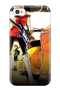 ZippyDoritEduard Slim Fit Tpu Protector DWzIaGO13338UXoQb Shock Absorbent Bumper Case For Iphone 4/4s