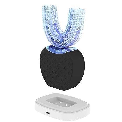 Iash Tooth Cleaner Cepillo de Dientes eléctrico por ultrasonidos Dientes automáticos Que blanquean 360 Grados con