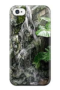 For Iphone 5c Tpu Phone Case Cover(fountain)