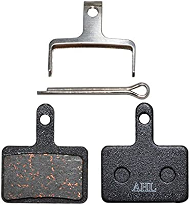 AHL- Bicicletas Pastillas Freno Disco para Shimano BR-M415 M447 ...