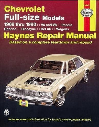 haynes repair manual chevrolet caprice ebook professional user rh justusermanual today Used 1996 Chevrolet Caprice Spec 1996 Chevrolet Caprice 2000 Film
