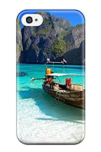 Premium [IrxfeNh4951qBnyj]thailand Holidays Beach Phi Phi Island Case For Iphone 4/4s- Eco-friendly Packaging