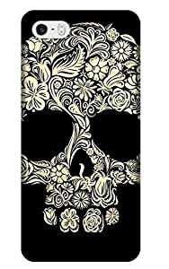 LKPOP Skull Cases / Covers Lovely Design Different From Other Special Hard Back Cover Cell Phone Case For iPhone 5/5S Style 8