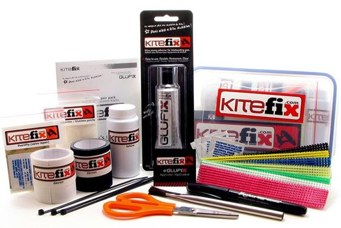 Kitefix komplett Kitesurfen Repair Kit