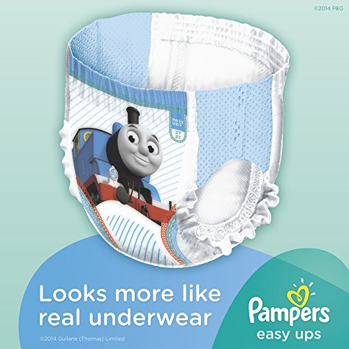 a22d3230d Pampers Easy Ups Training Pants Pull On Disposable Diapers for ...