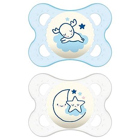 Mam Night 0-6 seda Aspiradora silicona: Amazon.es: Bebé