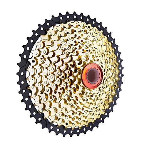 Jiobapiongxin ZTTO 11 Velocidades Cassette 11-46T Bicicleta de Carretera Compatible Sistema Shimano Sram Piñones de Acero de...