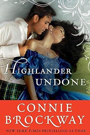 book cover of Highlander Undone
