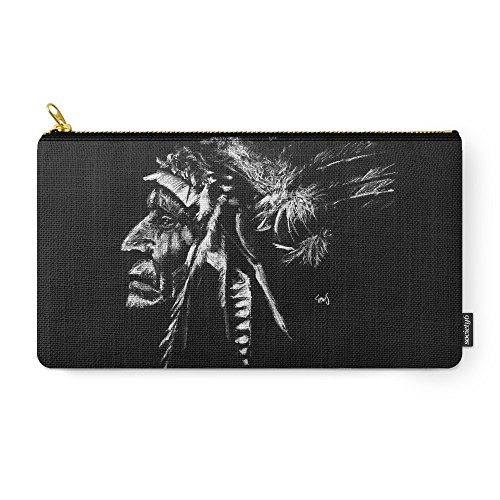 Society6 Native American Carry-All Pouch Medium (9.5
