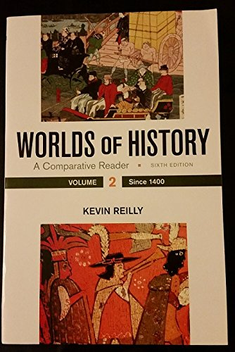 Worlds Of History,Volume Two:Since 1400