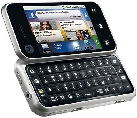 Motorola Backflip - Smartphone libre Android (pantalla de 3,1