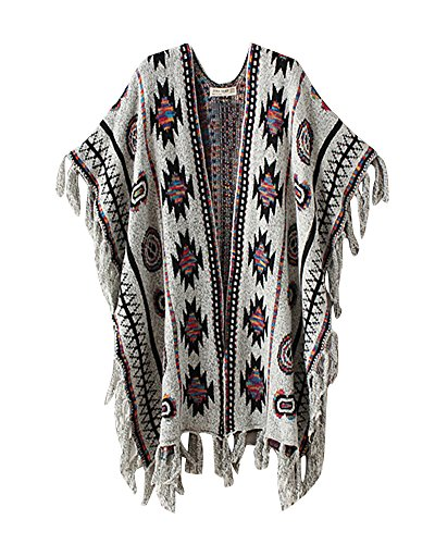 Femme Cape Cape Poncho Poncho Femme Casual Tricot Tricot 4IwIrxHWqP