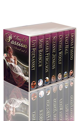 Book: A Touch of Passion (boxed set)