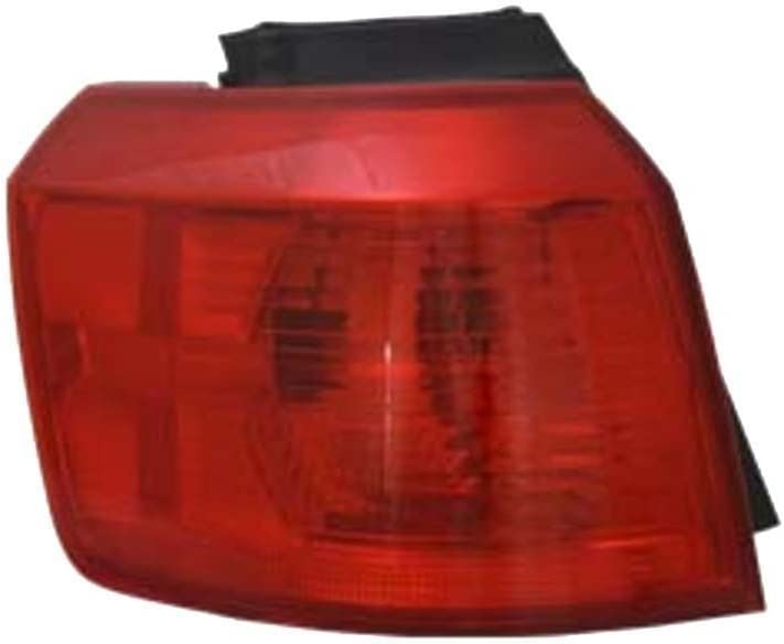 TYC 11-6542-00-1 Compatible with GMC Terrain Replacement Tail Lamp