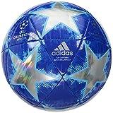adidas F1806LSB055TC Finale18 Champion's League Top Training Soccer Ball, Multicolor, Size 5