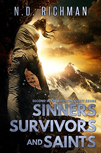 Sinners, Survivors and Saints: Second in the Boulton Quest Series