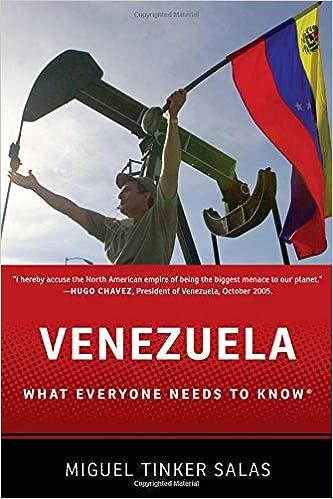 316e3f08075 Venezuela  What Everyone Needs to Know®  Miguel Tinker Salas ...