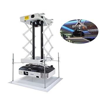 CGOLDENWALL Soporte para Proyector de Aluminio de Techo con ...