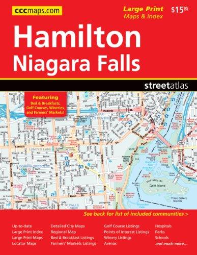 Hamilton and Niagara Falls ON, Street - New Outlet Niagara Falls York
